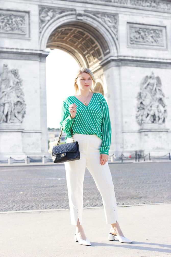 PARIS COUTURE WEEK OUTFIT 2