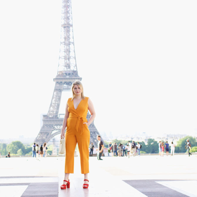 PARIS COUTURE WEEK OUTFIT 1