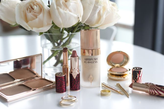 MY CHARLOTTE TILBURY FAVOURITES